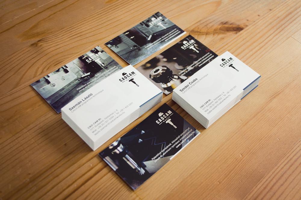 CadCam business cards « danielboros.com