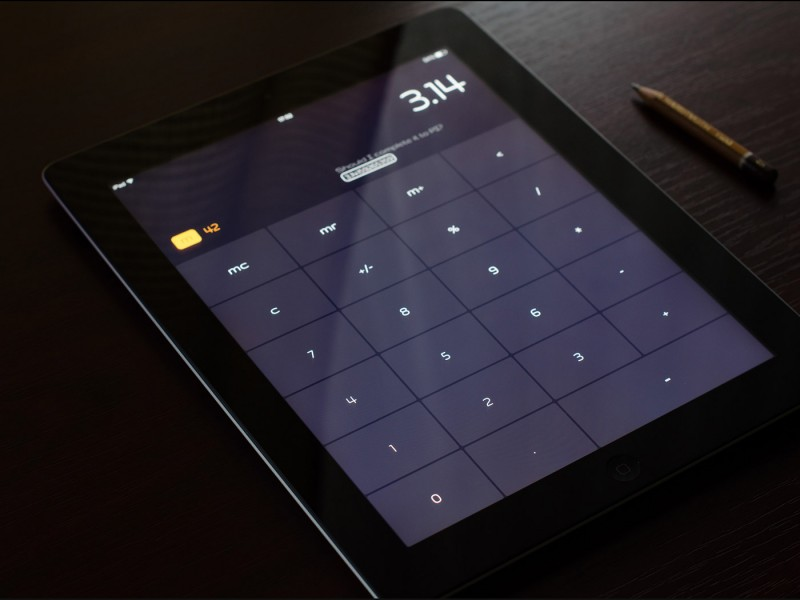 Infinity-Calculator