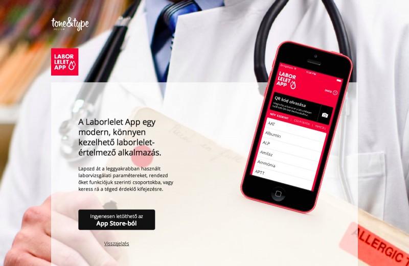 Laborlelet-App