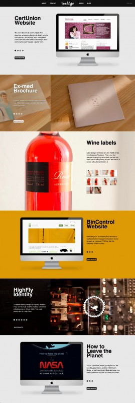 tone-type design Works_860
